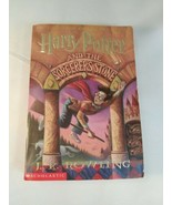 Harry Potter And The Sorcerer's Stone Paperback 1999 - $6.92