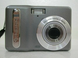 Polaroid i533 5.0MP Digital Camera - Gray - $26.00