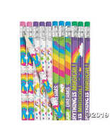 Unicorn Pencils - $5.86