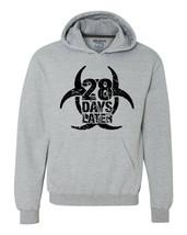 28 Days Later Hoodie horror zombie movie sweatshirt the rage virus 28 weeks image 1