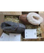 UGG Slipper Shoes Coquette Leopard NEW - $140.00