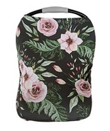 Premium Soft, Stretchy, and Spacious 4 in 1 Multi-Use Cover for Nursing,... - $24.20