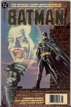Batman: The Official Comic Adaptation of the Warner Bros. Motion Picture, NM [Co - $14.80