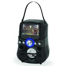 NAXA Electronics NKM-101 Portable Karaoke Party System with Bluetooth - $201.17