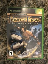 Prince Of Persia Sands Of Time ORIGINAL (Microsoft Xbox) Complete  - $9.89