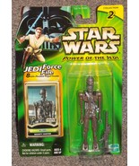 2000 Star Wars Power Of The Jedi IG-88 Action Figure New In The Package - $29.99