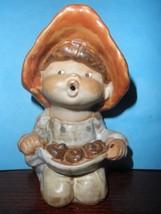 Vintage Seymour Mann girl figurine 5 1/4 tall - $18.76