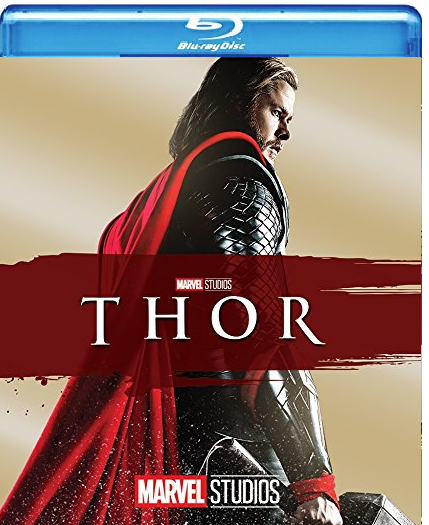 Marvel's Thor [Blu-ray+Digital]