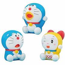 Doraemon Gashapon SOFUBI Collection 4 Set of 3 Capsule Toy - $50.91