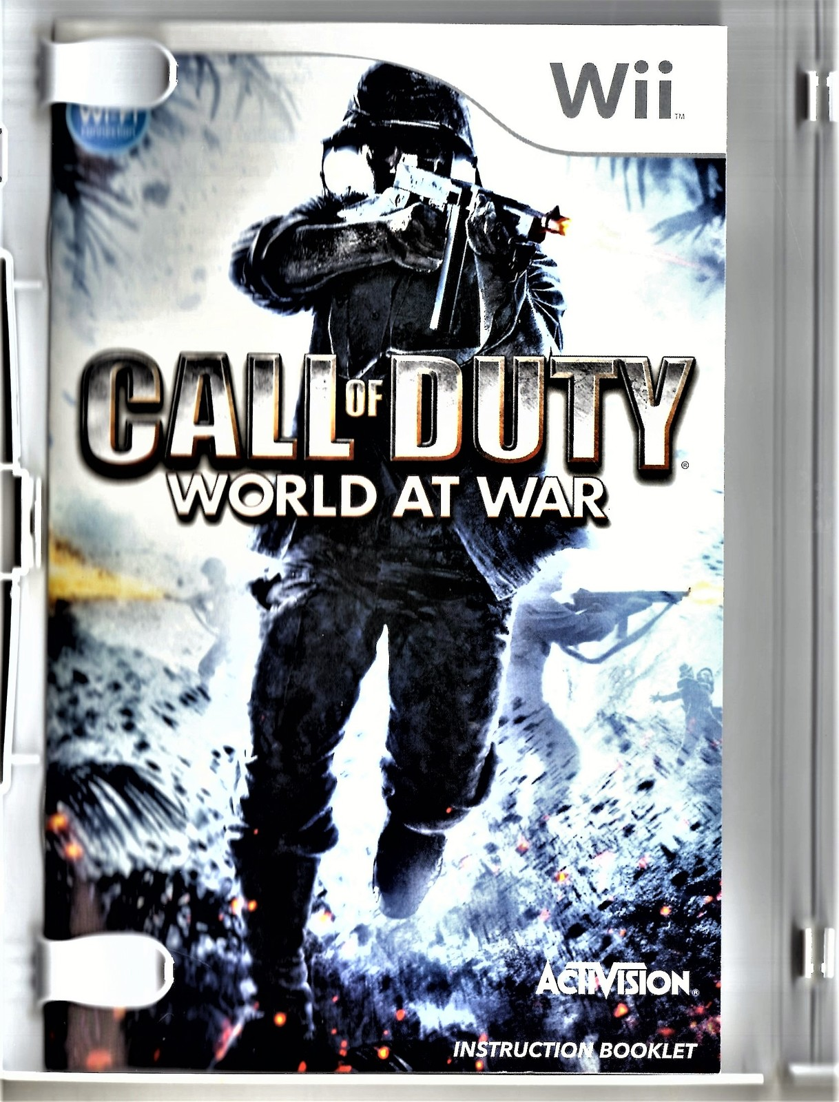 Wii - Call Of Duty World At War image 4