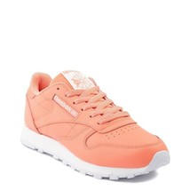 NEW Womens Reebok Classic Athletic Shoe Coral - $109.99