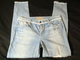 Joe's Jeans The Finn Repaired Ankle Skinny Jeans In Yuki 31 - $34.99