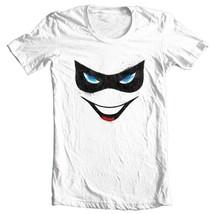 Harley Quinn T-shirt Joker Suicide Squad Batman superhero 100% cotton tee BM2241 image 2