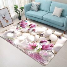 3D Pink Squid 108 Non Slip Rug Mat Room Mat Quality Elegant Photo Carpet... - $106.68+