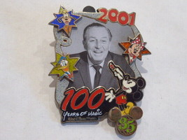 Disney Trading Pins 48594 WDW - 35 Magical Milestones - 2001 - 100 Years of Magi - $32.73