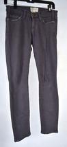 Current Elliott Jeans Skinny Grey Ink Stretch Denim 25 Womens USA - $19.80