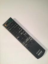 SONY RM-ADU007 AV SYSTEM DAV-HDX576WF DAV-HDX589W Remote Control FREE SH... - $25.75