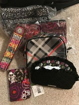 Vera Bradley bags and accessories all NEW 12.00-20.00 each  - £9.49 GBP+