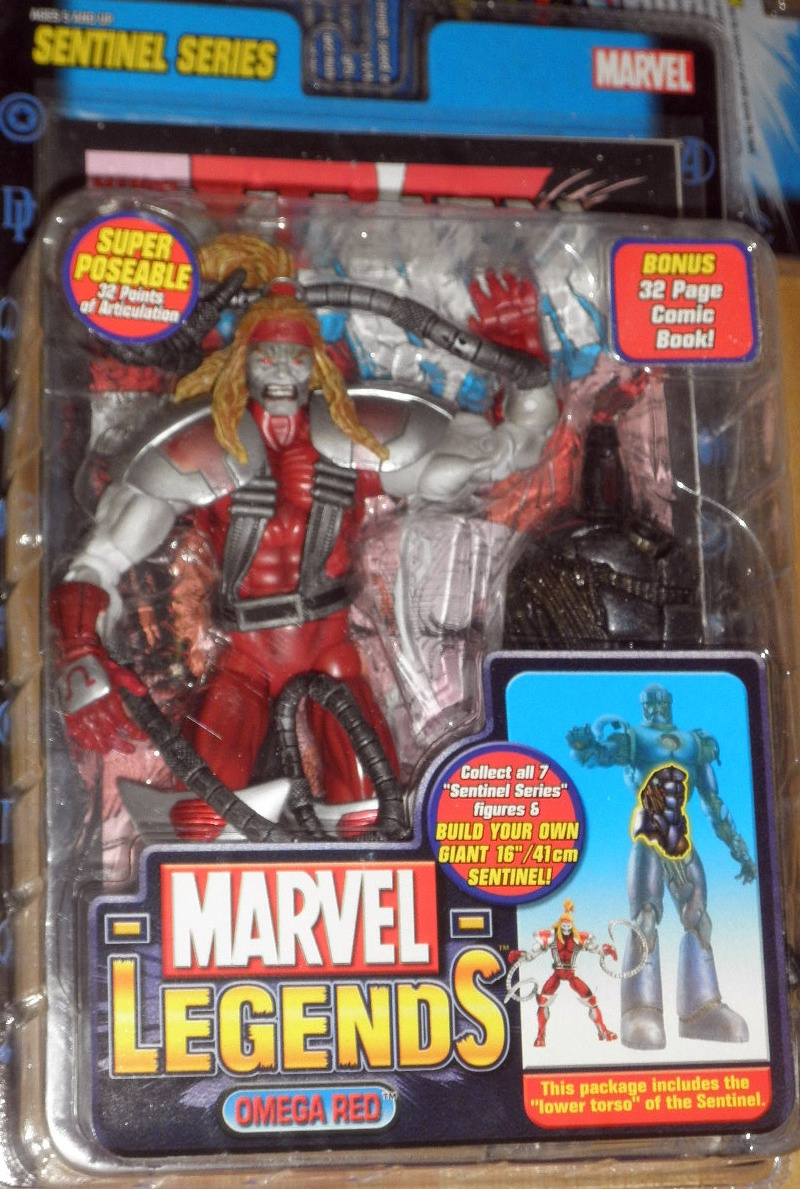 Primary image for Marvel Legends - Omega Red Action Figure