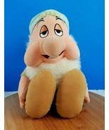"""Disney Sleepy Dwarf Stuffed Doll Snow White & 7 Dwarfs Plush Toy 12"""" - $18.71"""