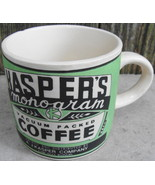 Kasper's Monogram Coffee Mug Cup Chicago Illinois - $28.00