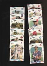 1988 Fleer Glossy Kirby Puckett Cal Ripken Jr  + More Lot of 14 - $3.56
