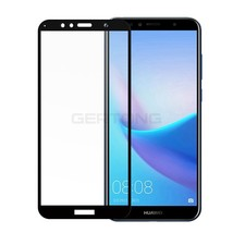 Clear Full Cover Tempered Glass For Huawei Honor 7C 7C Pro Toughed Glas - $16.19+