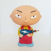 "Giant 11"" Family Guy Stewie Funko 2006 Bobble Head Piggy Bank - $395.01"