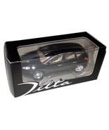 Norev Lancia Delta 2008 Black 3inches Diecast Metal - $7.00