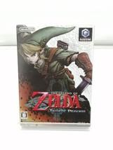 Nintendo De Facto Gc Software In Japan The Legend Of Zelda Twilight Prin... - $93.47