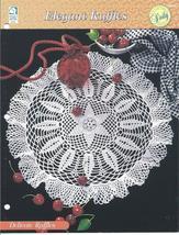 Delicate Ruffles Doily~Elegant Ruffles Crochet Pattern - $1.99