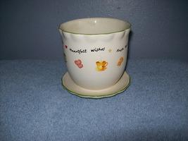 ceramic decorative bowl - $5.00