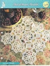 Square Motifs Doily~Marvelous Motifs Crochet pattern - $1.99