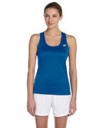 New Balance Royal XL N9138L Ladies Tempo Running Singlet fitness 9138L  ... - $8.18