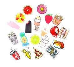 Black Temptation Set of 10 Cute Fruits Refrigerator Magnets Lovely Home ... - $20.79