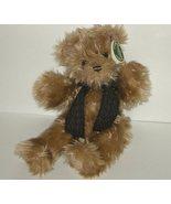 1/2 Price! Bearington Collection Baby Timothy Plush Bear NWT - $6.00