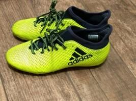 Adidas Soccer Cleats Baseball Mens Size 6 Yellow - $19.80
