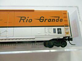 Micro-Trains # 03800562 Denver & Rio Grande Western 50' Standard Boxcar N-Scale image 3