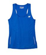 Royal 2XL N9138L New Balance Ladies Tempo Running Singlet fitness 9138L  - $12.97