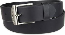 Levi's Men's Stylish Classic Premium Genuine Leather Belt Black 11LV0204