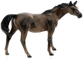 Hagen-Renaker Miniature Ceramic Horse Figurine Thoroughbred Mare image 2