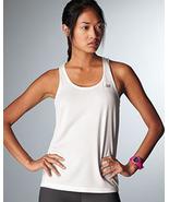 White M N9138L New Balance Ladies Tempo Running Singlet fitness NB9138L - $8.18