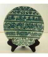 HOYRUP NYMOLLE Art Faience Danish Porcelain Ltd Ed. Mini Plate  - $12.00