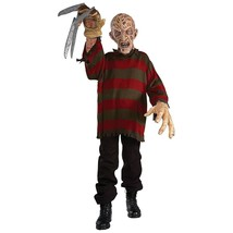 Freddy Krueger Creature Reacher Scary Halloween Costume NO PANTS/HAT - $123.75