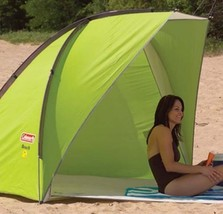 Coleman Sun Shade Shelter Beach Canopy Outdoors Camping Portable Instant... - $44.85