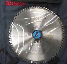 "Bosch PRO1072VF 10"" x 72 Tooth Noise Reduced ATB Carbide Saw Blade - $35.64"