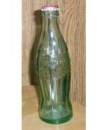 "Coca-Cola Bottle -Vintage ""Green""  - Scottsbluff, NE Embossed on Bottom"