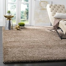 Cozy Shag Modern Soft Fluffy Solid Area Rugs Shaggy Home Bedroom Carpet ... - $68.12