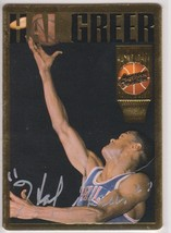 Hal Greer Signed Autographed 1994 Action Packed Basketball Card - Philad... - $19.99