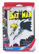 iPad Mini Folio Case Batman Justice League DC Comics New - $9.88